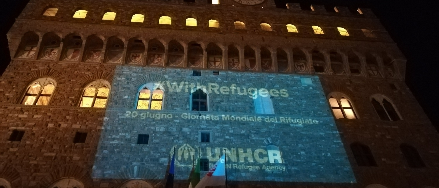 #WITH REFUGEES